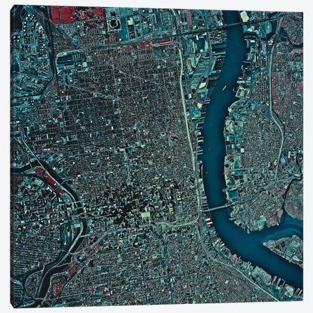 Philadelphia, Pennsylvania I Canvas Print #TRK1611} by Stocktrek Images Canvas Print