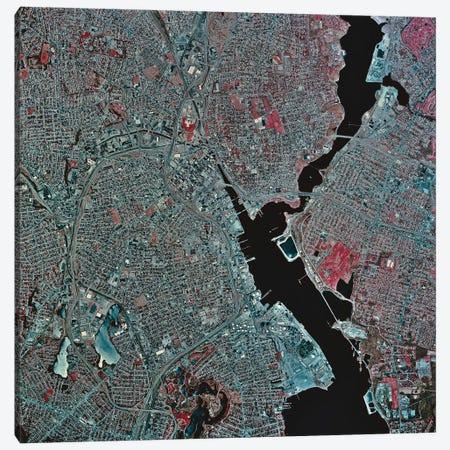 Providence, Rhode Island I Canvas Print #TRK1616} by Stocktrek Images Canvas Art
