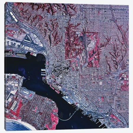 San Diego, California Canvas Print #TRK1622} by Stocktrek Images Canvas Art
