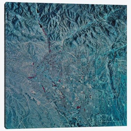 Santa Fe, New Mexico II Canvas Print #TRK1625} by Stocktrek Images Art Print