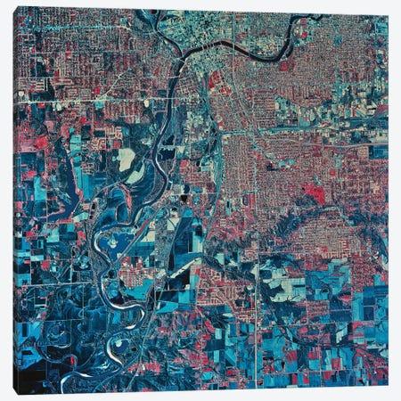 Washington, D.C. Canvas Print #TRK1639} by Stocktrek Images Canvas Print