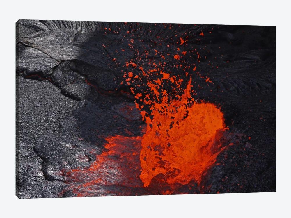 Erta Ale Fountaining Lava Lake, Danakil Depression, Ethiopia IV by Martin Rietze 1-piece Canvas Wall Art