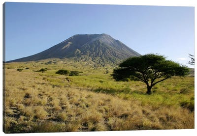 Ol Doinyo Lengai, Rift Valley, Tanzania Canvas Art Print