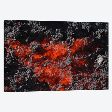 Pacaya Lava Flow, Guatemala Canvas Print #TRK1809} by Martin Rietze Canvas Art