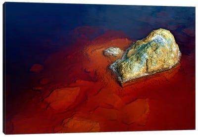 Papandayan Acid Lake, Java Island, Indonesia Canvas Art Print