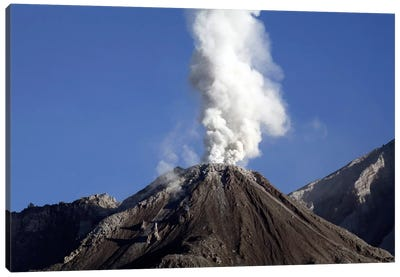 Santiaguito Eruption, Guatemala Canvas Art Print