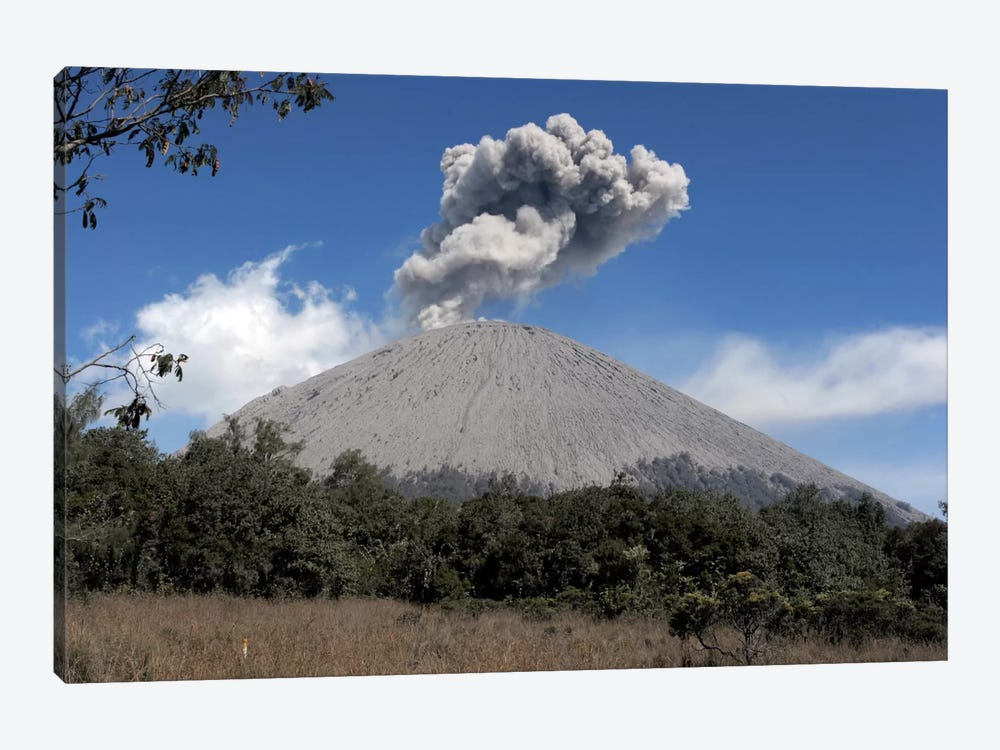 Semeru Eruption, Java Island, Indonesia II by Martin Rietze 1-piece Art Print