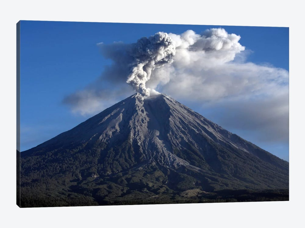 Semeru Eruption, Java Island, Indonesia III by Martin Rietze 1-piece Canvas Artwork