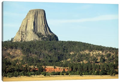 Devils Tower National Monument, Wyoming I Canvas Art Print