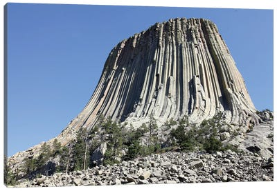 Devils Tower National Monument, Wyoming III Canvas Art Print