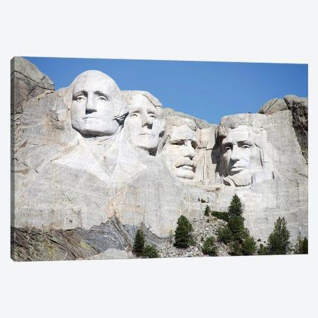 Mount Rushmore National Memorial, South Dakota, USA Canvas Print #TRK1915} by Richard Roscoe Art Print