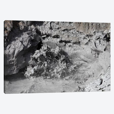 Mud Volcano Hot Spring, Yellowstone National Park, Wyoming Canvas Print #TRK1916} by Richard Roscoe Art Print