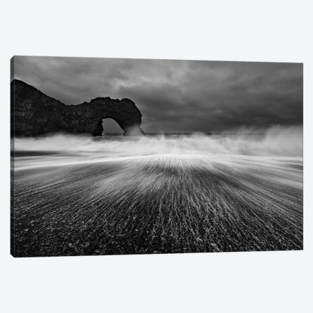 Durdle Door In Dorset, England Canvas Print #TRK2251} by Arild Heitmann Canvas Print
