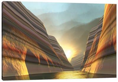Mountain Vista Canvas Art Print