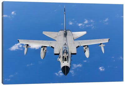 A Panavia Tornado IDS Of The Italian Air Force Canvas Art Print