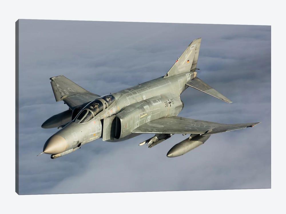 Luftwaffe F-4F Phantom II by Gert Kromhout 1-piece Canvas Art