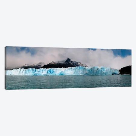 The Perito Moreno Glacier In Los Glaciares National Park, Argentina I Canvas Print #TRK2655} by Luis Argerich Canvas Wall Art