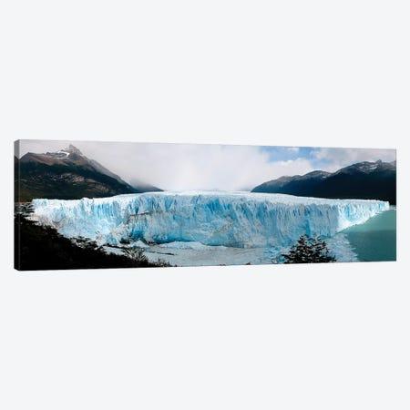 The Perito Moreno Glacier In Los Glaciares National Park, Argentina II Canvas Print #TRK2656} by Luis Argerich Canvas Art