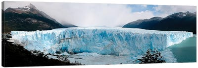 The Perito Moreno Glacier In Los Glaciares National Park, Argentina II Canvas Art Print