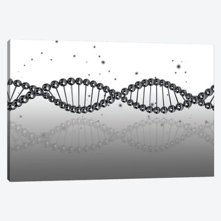 Conceptual Image Of DNA II Canvas Print #TRK2740} by Stocktrek Images Art Print