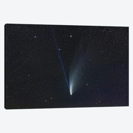 Comet Neowise Below The Big Dipper. Canvas Print #TRK2970} by Alan Dyer Canvas Artwork