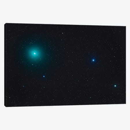 Comet Wirtanen 46P At Perihelion. Canvas Print #TRK2984} by Alan Dyer Canvas Wall Art
