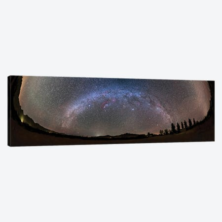 The Arch Of The Winter Milky Way, Arizona. Canvas Print #TRK3168} by Alan Dyer Canvas Artwork