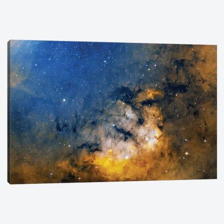 Starforming Region Known As Cederblad 214. Canvas Print #TRK3379} by Lorand Fenyes Art Print