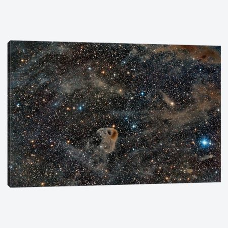 Lbn 777, The Baby Eagle Nebula. Canvas Print #TRK3401} by Reinhold Wittich Canvas Art Print