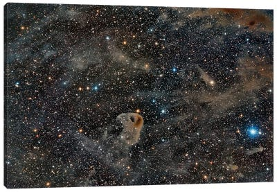 Lbn 777, The Baby Eagle Nebula. Canvas Art Print