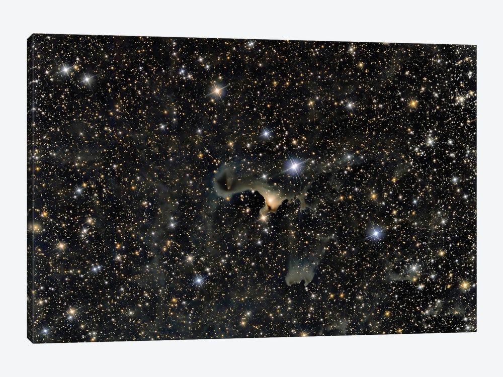Vdb 141, The Ghost Nebula. by Reinhold Wittich 1-piece Canvas Art