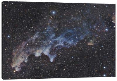 Witch Head Nebula, Ic 2118. Canvas Art Print