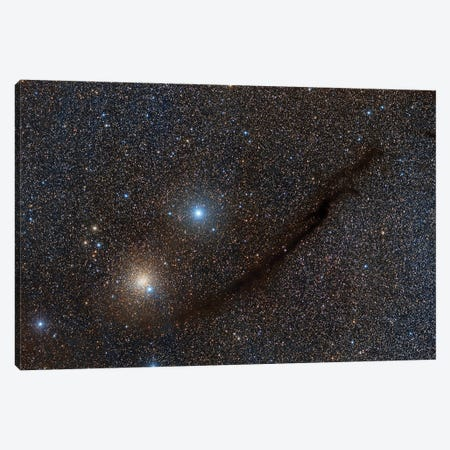 The Dark Doodad, A Dusty Filament In The Southern Milky Way. Canvas Print #TRK3434} by Roberto Colombari Canvas Print