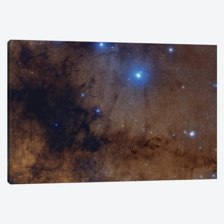 The Pipe Nebula. Canvas Print #TRK3443} by Roberto Colombari Canvas Art Print