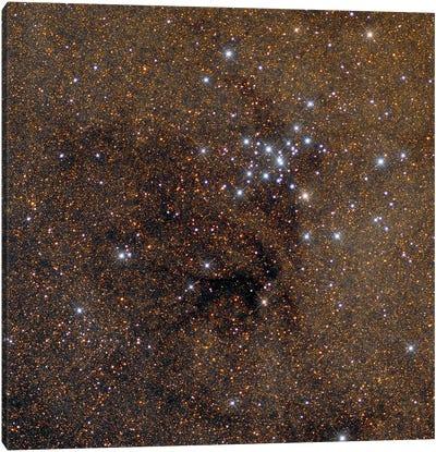 The Ptolemy Cluster, Messier 7. Canvas Art Print