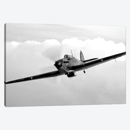 A Hawker Hurricane Aircraft In Flight I Canvas Print #TRK475} by Scott Germain Canvas Print
