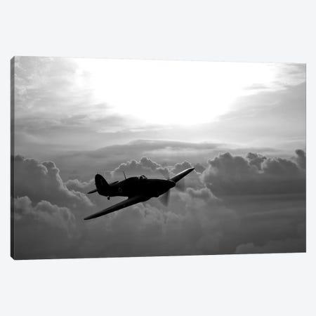 A Hawker Hurricane Aircraft In Flight II Canvas Print #TRK476} by Scott Germain Canvas Print