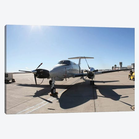 A UC-12F King Air Aircraft Canvas Print #TRK613} by Stocktrek Images Canvas Art