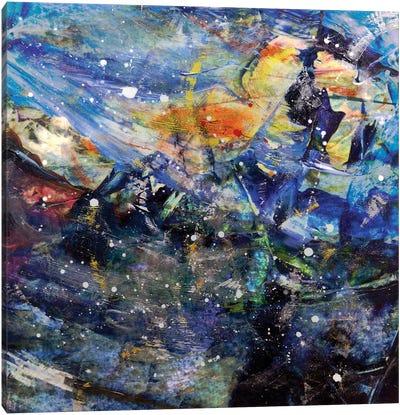 Vesuvius Canvas Art Print