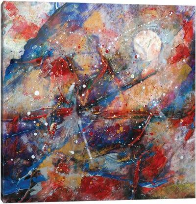 Brimstone Canvas Art Print