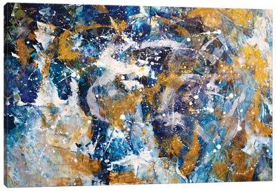 Galactica Canvas Art Print
