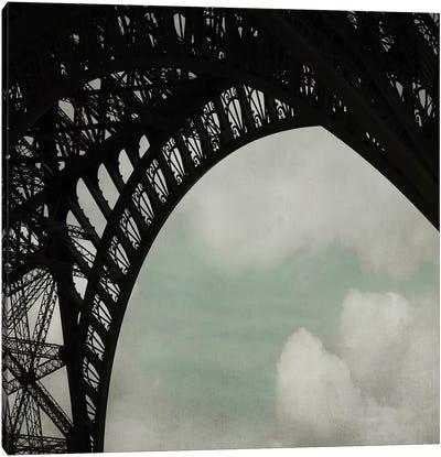 Eiffel Paris I Canvas Art Print