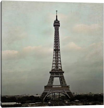 Eiffel Paris II Canvas Art Print