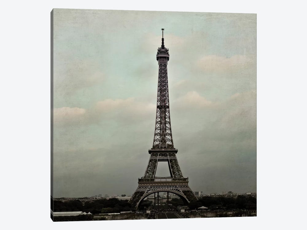Eiffel Paris II 1-piece Canvas Art