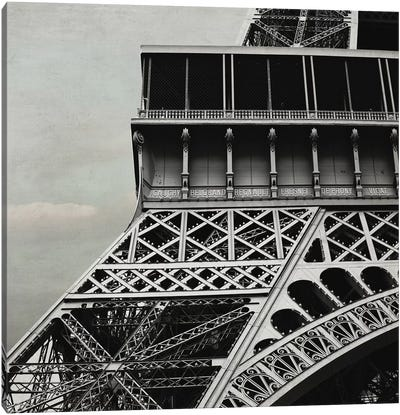 Eiffel Paris III Canvas Art Print