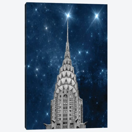 Chryslerstars Canvas Print #TRT8} by Tracey Telik Canvas Artwork