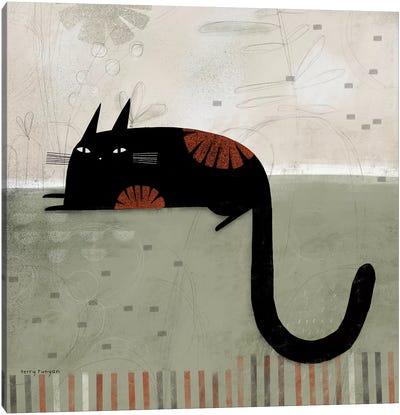 Hook Tail Canvas Art Print