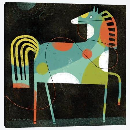 Horse Canvas Print #TRU47} by Terry Runyan Canvas Print