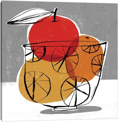 Simple Fruit Canvas Art Print