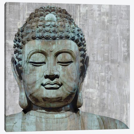 Meditative I Canvas Print #TRY2} by Tom Bray Art Print